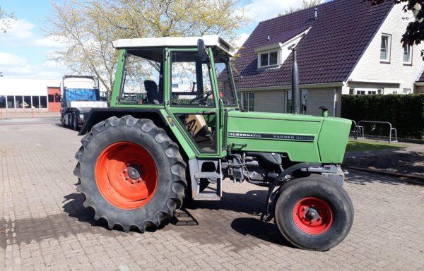 Fendt 305LS Verkocht